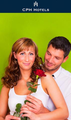 Valentinstag, ausgewählte Hotels mit Reiseangeboten für Verliebte