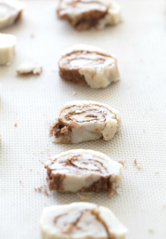 How to Make Cinnamon Bun Cookies