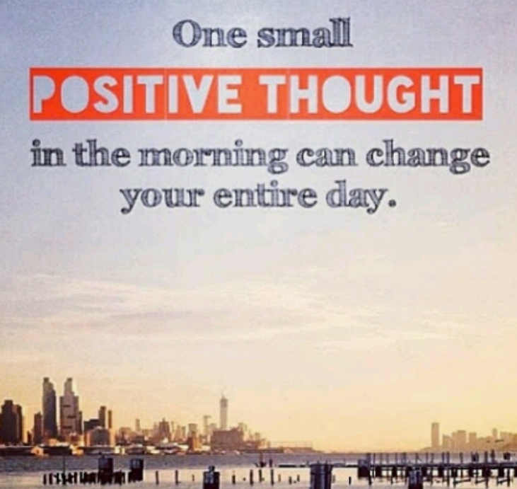 Positive thought quotes