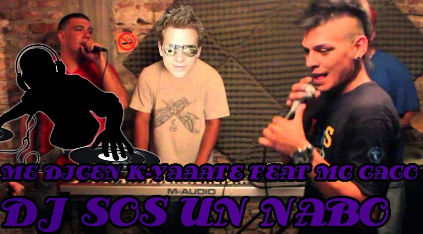 Dj humor cancion Mc Caco parodia