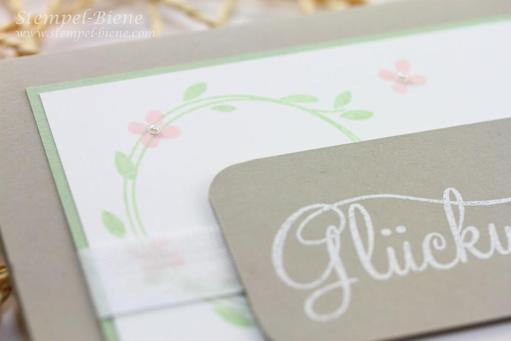 Stampin Up Perfekter Tag, Hochzeitskarte basteln, Schnelle Hochzeitskarte Stampin Up, Ideen für eine Hochzeitskarte, Stampin Up Frühjahrskatalog, Stampin Up Sonderangebote, Match the Sketch