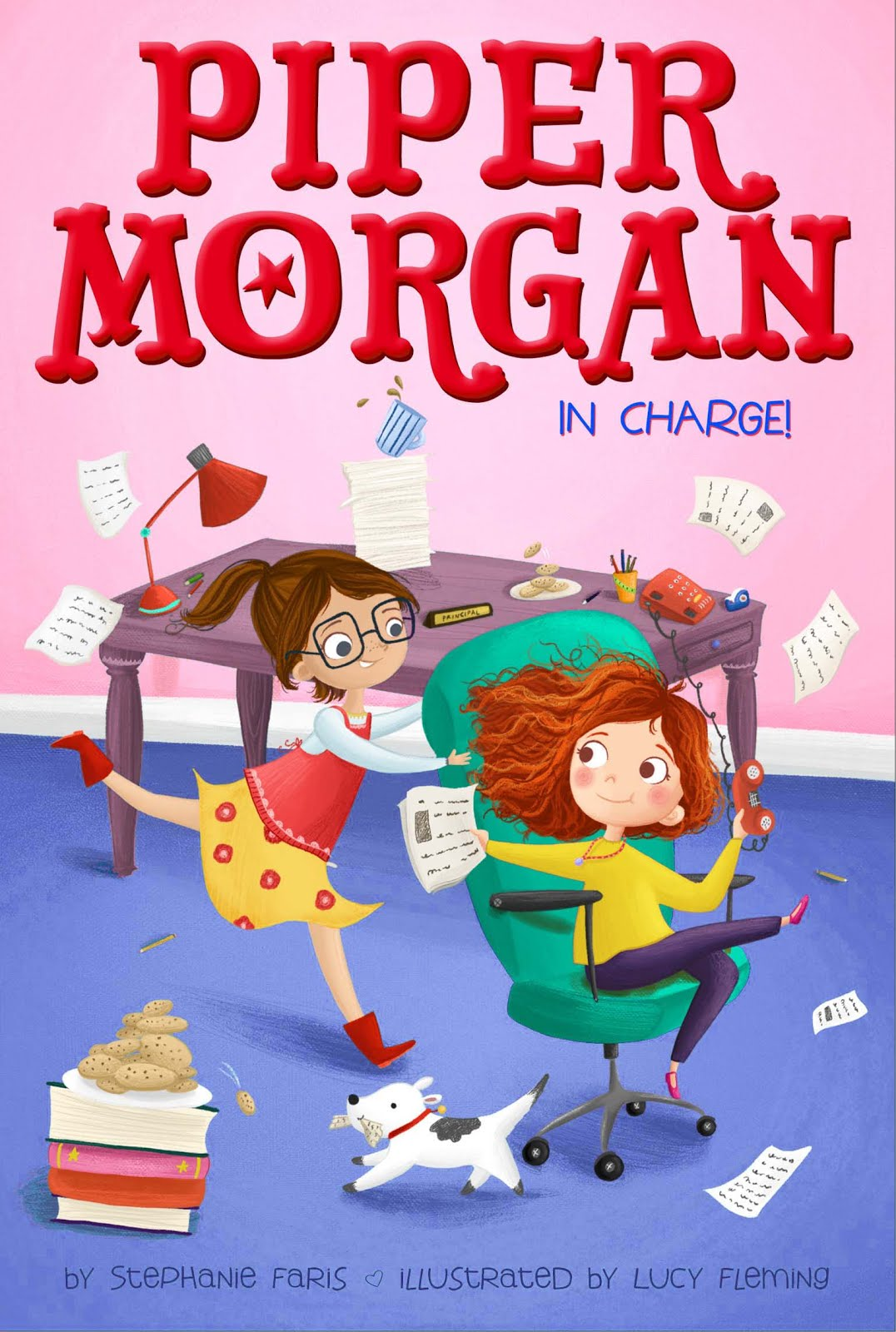 Piper Morgan in Charge! (Book 2 of 5)
