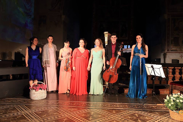 Concerto dei sensi - Ensemble Donn'Arte - Ascona