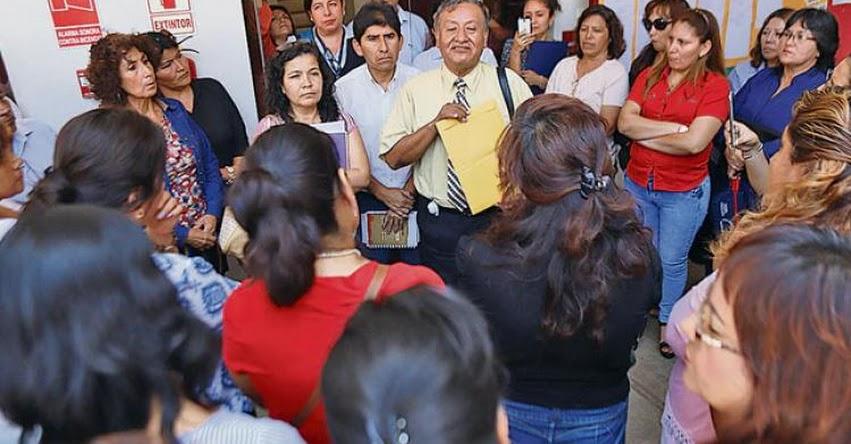 Más de 47 mil maestros quieren ingresar a Carrera Pública Magisterial en el sur del país