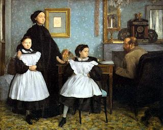 Degas, famille Belleli