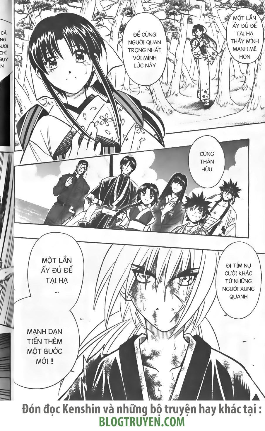 Rurouni Kenshin chap 249 trang 10