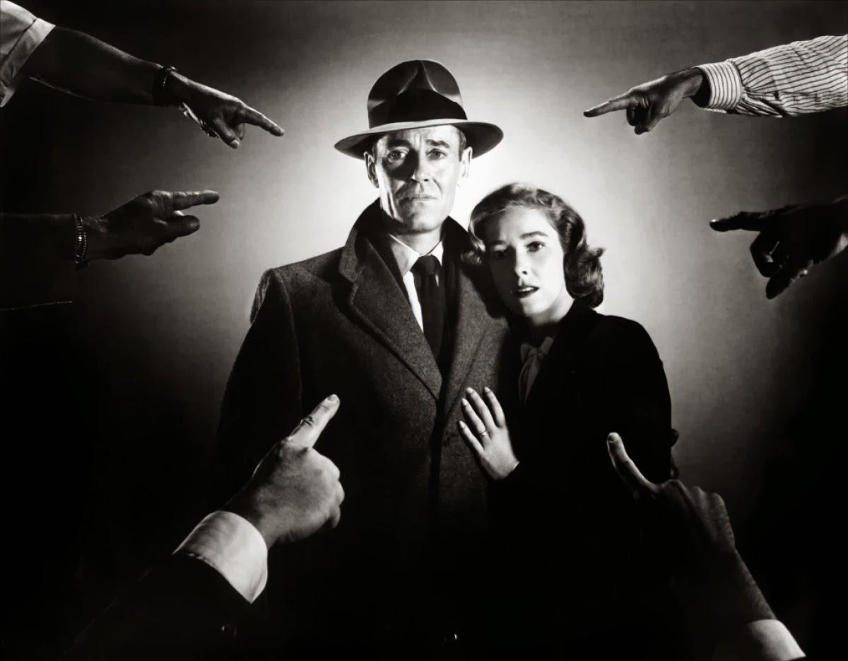 The Wrong Man, μια ταινία του Άλφρεντ Χίτσκοκ