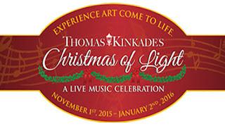 Thomas Kinkade Live Christmas Show