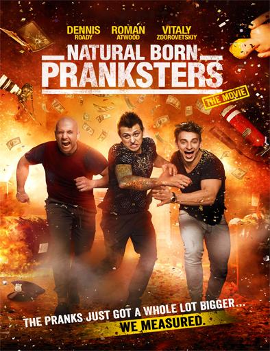Ver Natural Born Pranksters (2016) Online