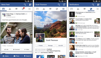 Facebook Alpha Mod With Included Messenger New V.98.0.0.0.70 Apk For Android