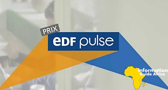 EDF Pulse Africa Awards For Nigerian Start-ups