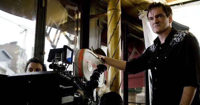 Tarantino's Star Trek Movie
