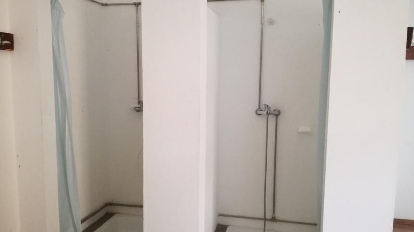 Chuveiros interiores
