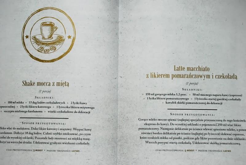 Przykładowe przepisy na kawowe napoje