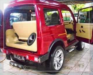 modifikasi mobil katana long