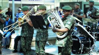 Orquestra do Exército - Feira do Livro de Porto Alegre
