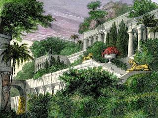 Vườn treo Babilon