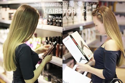 Polecane włosowe sklepy: Hairstore.pl - czytaj dalej »