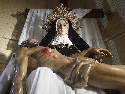 Resultado de imagen de nuestra señora de las angustias albacete