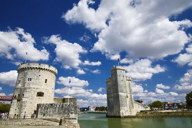 Vieux Port - La Rochelle, por El Guisante Verde Project