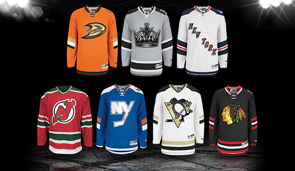 innovative design 0ed46 64ab8 The Jersey Closet: NHL Stadium Series Jersey Rankings and ...