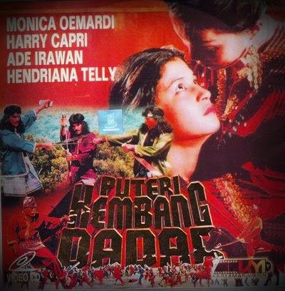 Putri Kembang Dadar (1990) VCDRip