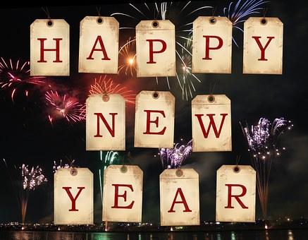 Happy New Year 2019 Wishing full hd wallpaper