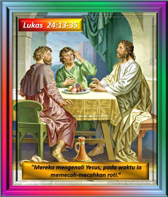 Lukas 24:13-35