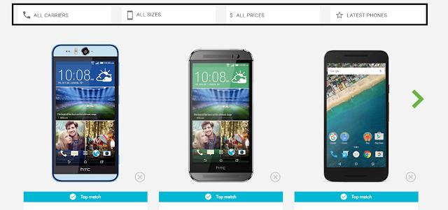 Google Menyediakan Situs Bagi Anda Yang Bingung Memilih Smartphone Android