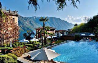 4. Grand Hotel Tremezzo, Danau Como