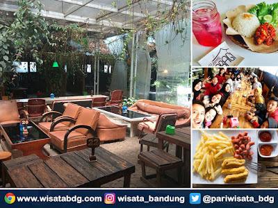 Warung Babagi Tempat Nongkrong di Bandung