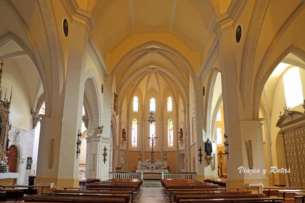 Iglesia de San Juan y San Pablo, Peñafiel
