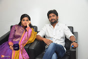 Nani and Keerhi Suresh at Facebook Office-thumbnail-1