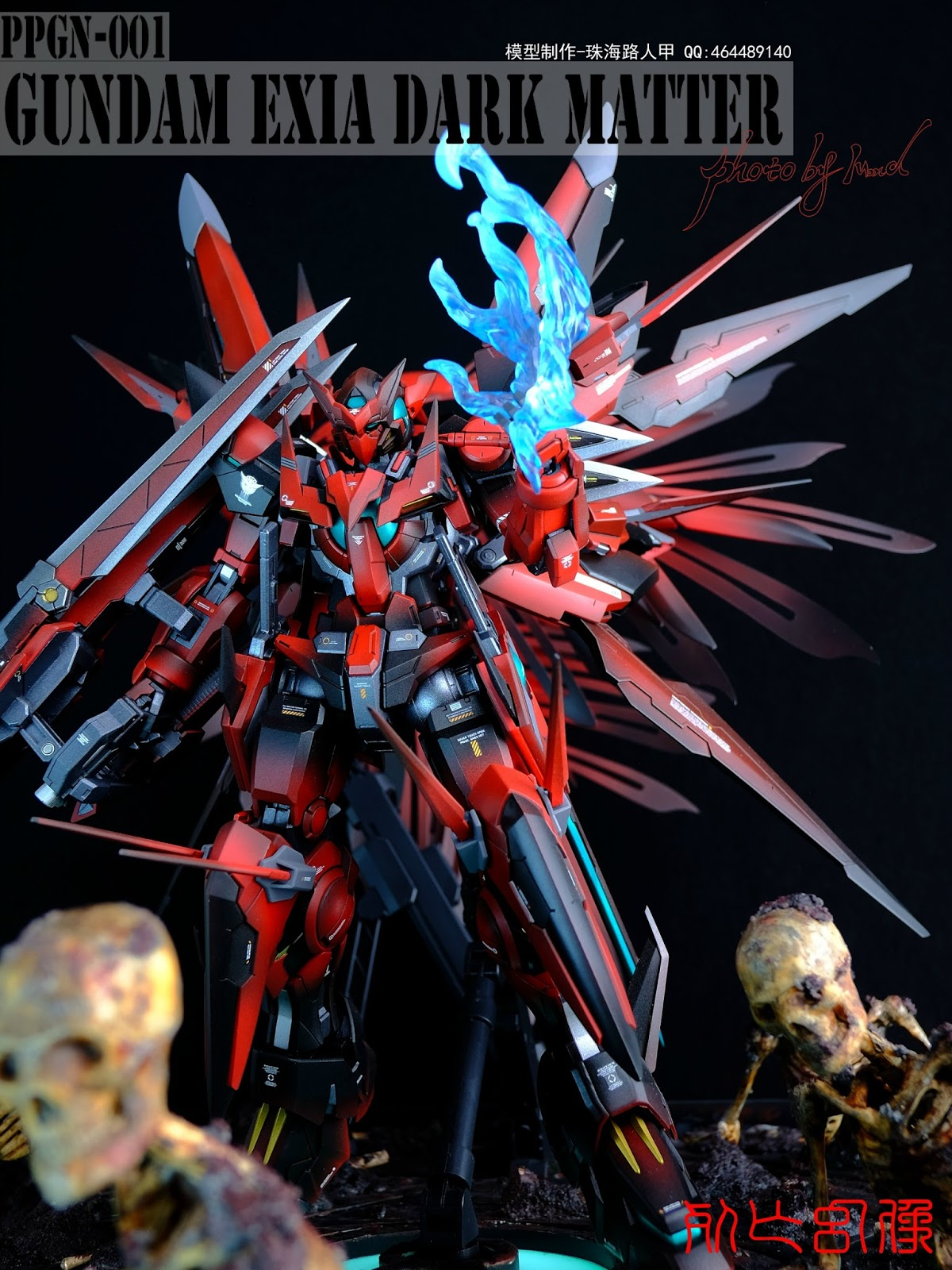 gundam exia dark matter custom - photo #31