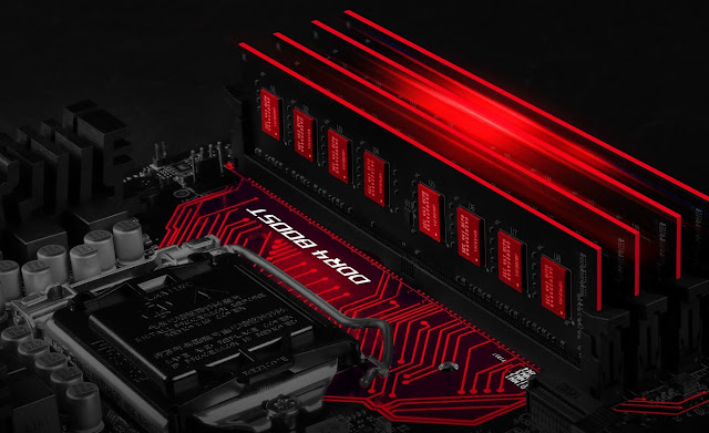 We have not yet become accustomed to the DDR4 memories, and soon we will have the DDR5