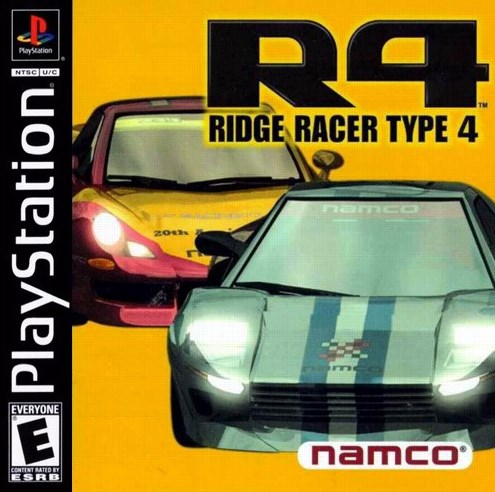 Download R4: Ridge Racer Type 4 PSX PS1 Android Racing