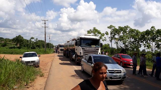 transporte escolar no distrito do Araras