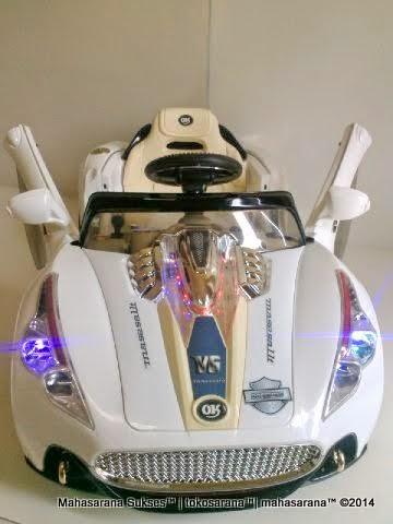 Mobil Mainan Aki DT8138 Mazerati