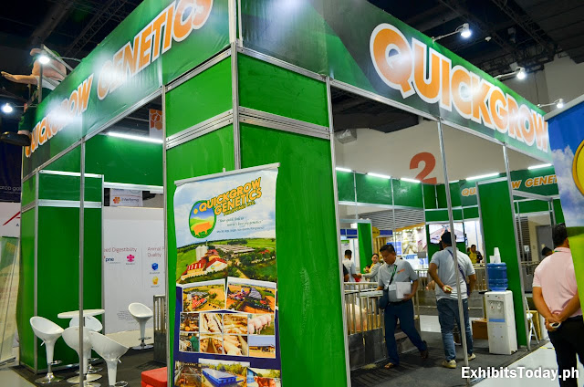 Quickgrow Exhibition Booth