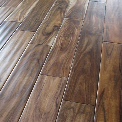 FANTASTIC FLOOR: Engineered VS. Solid Flooring: What's The
