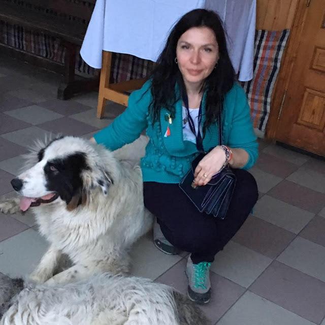 Raluca Sofian-Olteanu - redactor la revista Cronica veche
