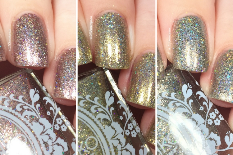 Takko Lacquer Metallics as Poetry Collection