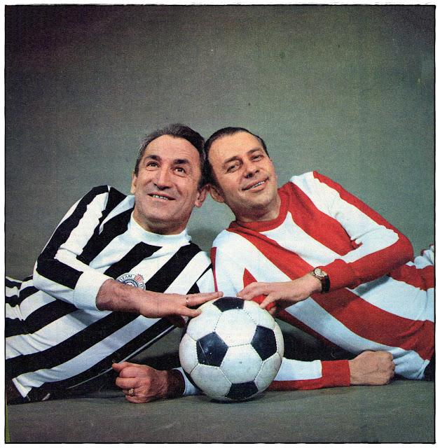 Mija Aleksić i Miodrag Petrović Čkalja