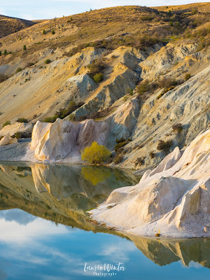 Alexandra, Blue Lake, Central Otago, New Zealand, NZ, St Bathans, Vulcan Hotel