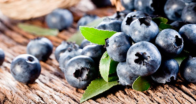 Blueberries: Health Benefits, Facts, Research