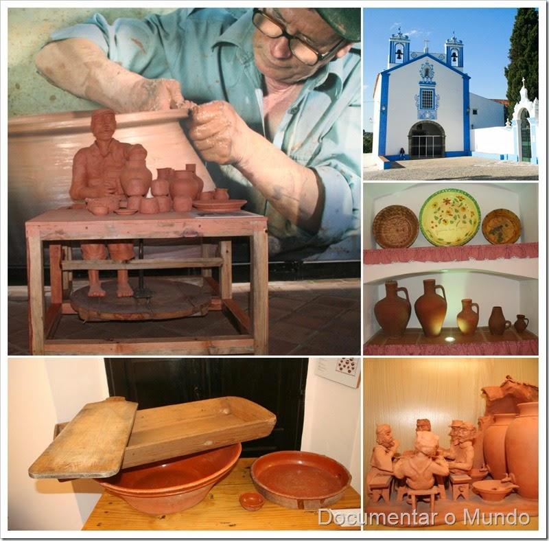 Museu do Barro; Convento de Santo António da Piedade; Redondo