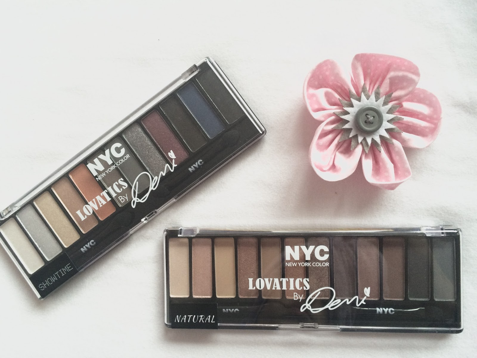 NYC Eyeshadow Palettes | Demi Lovato Collection