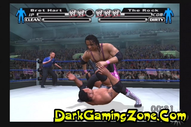 WWE SMACKDOWN VS RAW 2011 PC Game Free Download