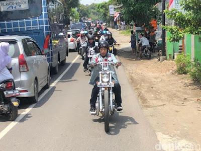 Polisi: Motor Chopper Jokowi Sudah Lolos Uji Kemenhub - Info Presiden Jokowi Dan Pemerintah