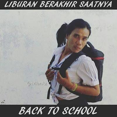 10 Meme 'Hari Pertama Masuk Sekolah' yang Malah Bikin Gemes Sama Gurunya